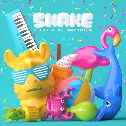 Shake (with Ne-Yo & Carmen DeLeon)